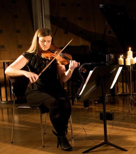 Valerie Gunning - Violinist